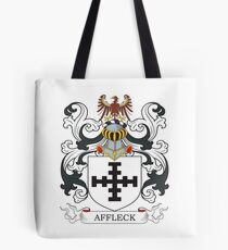 Affleck Coat of Arms Tote Bag