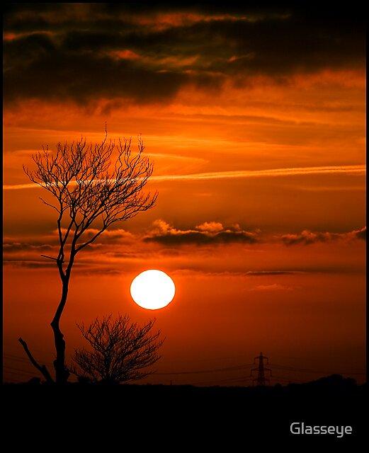 Red Dawn by Glasseye