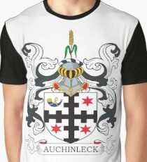 Affleck Coat of Arms Graphic T-Shirt