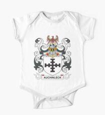 Affleck Coat of Arms Kids Clothes
