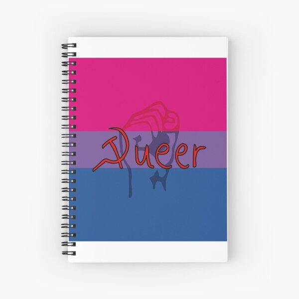 queer  Spiral Notebook