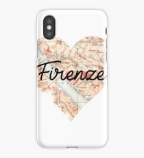 Florence Heart iPhone Case/Skin