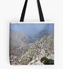 Mallorca - La Cravate Tote Bag