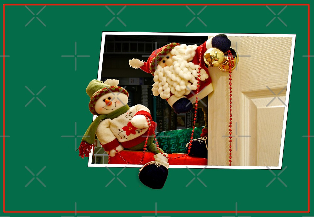 Wishing Happy Holidays by MaluC