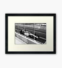 Indycar St Pete 03 Framed Print