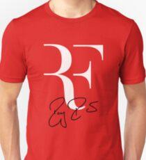 RF Logo Roger Federer Perfect Tennis T-Shirt