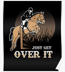 Horse Sport Poster