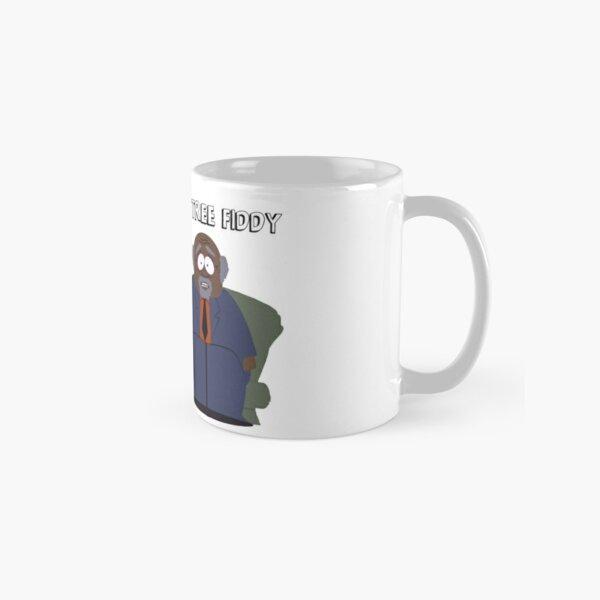 South Park- Ima Need About Tree Fiddy Classic Mug