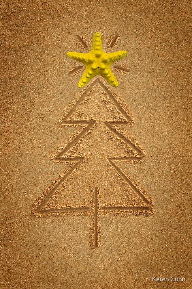 ~ Christmas Tree ~ by Karen Gunn