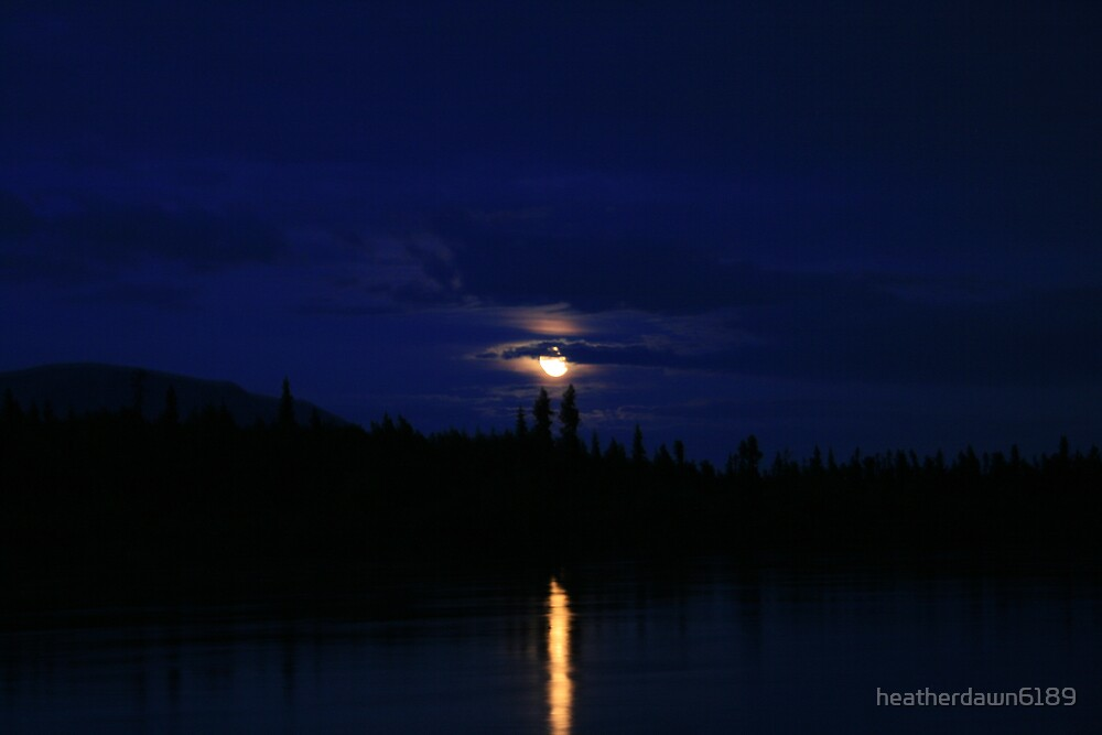 Moonscape by heatherdawn6189