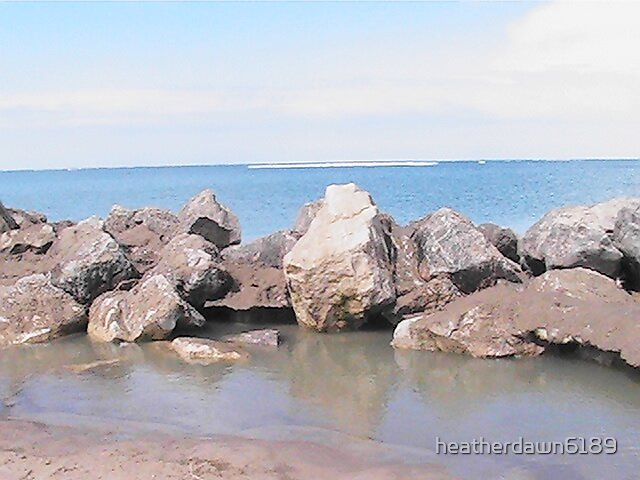Ice Isle by heatherdawn6189