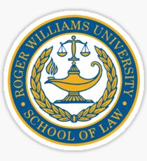 School of Law Sticker