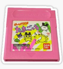 Tamagotchi  Sticker
