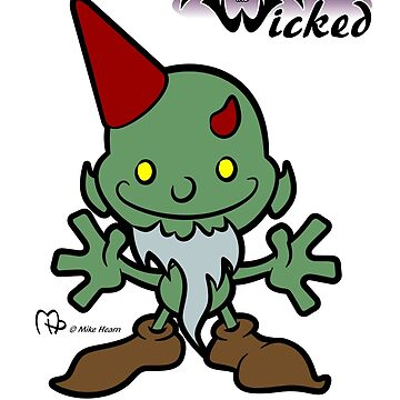 Green Gnoblin - Walter the Wicked by MikePHearn