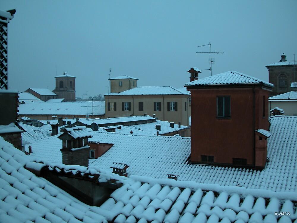 Nevicata by sparx