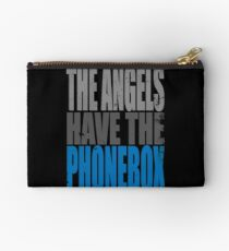 The Angels have the PhoneBox Studio Pouch
