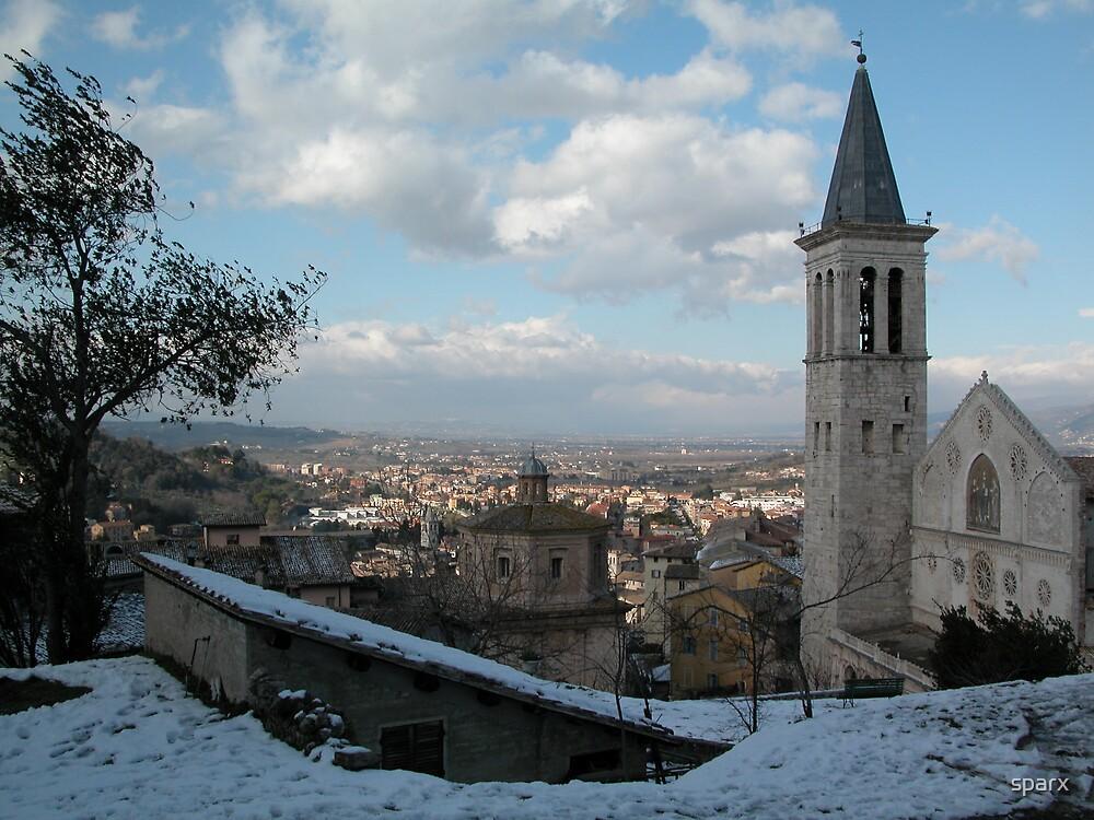 Inverno in Spoletto by sparx