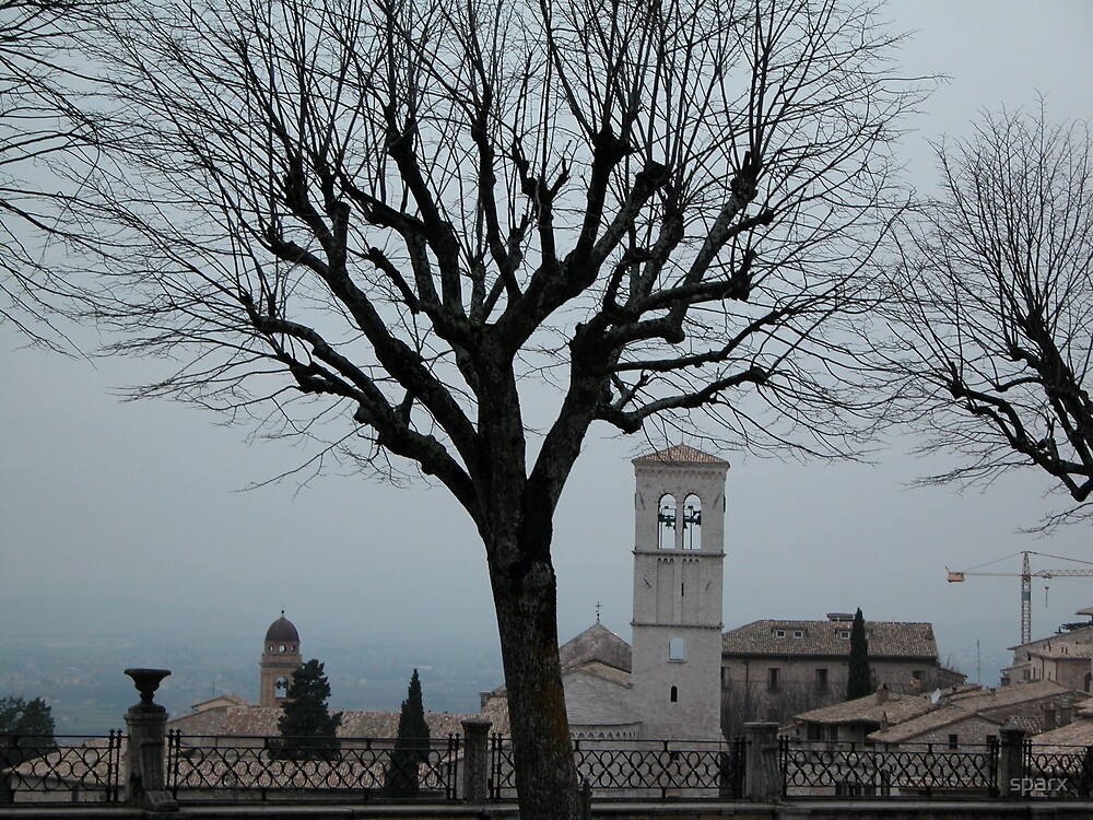 Umbrian Winter by sparx
