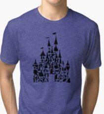 Castle of dreamers Tri-blend T-Shirt