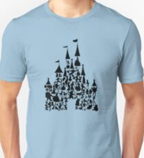 Castle of dreamers Unisex T-Shirt