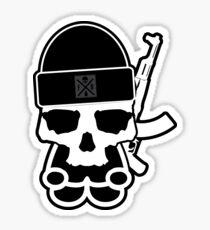 Mr.Kill Sticker