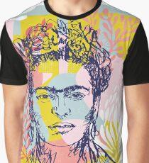 Fierce like Frida Graphic T-Shirt