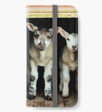 Actual Puppies iPhone Wallet/Case/Skin