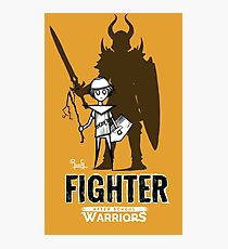 AFTER SCHOOL WARRIORS: FIGHTER Photographic Print