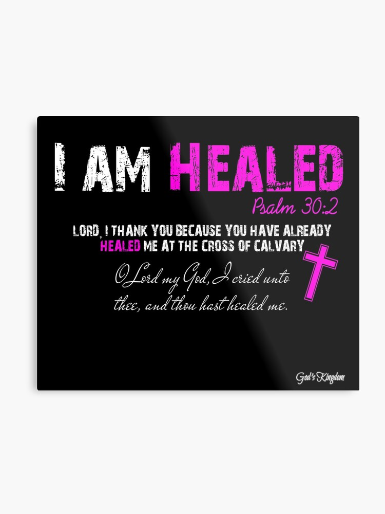You Are Already Healed!!!