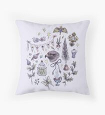 Originality and Wit Throw Pillow