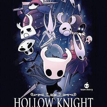 Hollow Knight Full Design by LandingInLondon