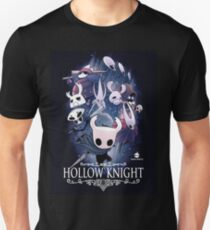 Hollow Knight Full Design Unisex T-Shirt