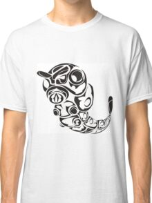 Caterpie Black Classic T-Shirt