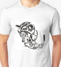 Caterpie Black T-Shirt