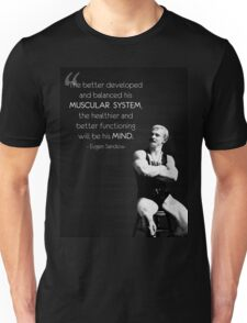 The Muscular System Unisex T-Shirt