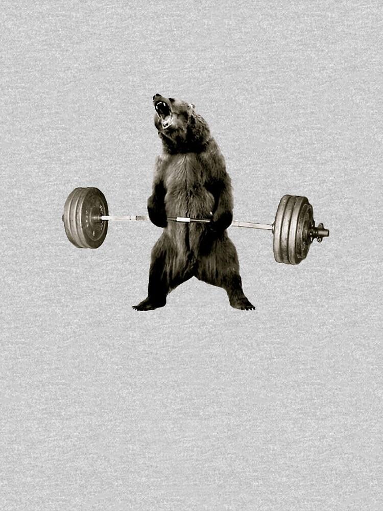 Bear Gains de wonderwaffle