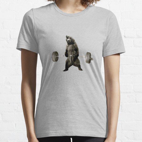 Bear Gains Essential T-Shirt
