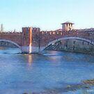 Ponte scaligero by marcocreazioni