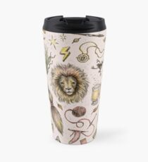 Brave and Courageous  Travel Mug