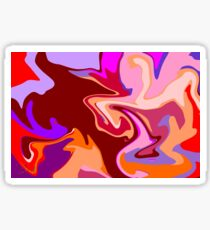 REDiness Abstracts Sticker