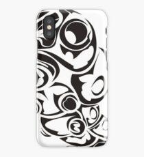 Caterpie Black iPhone Case/Skin