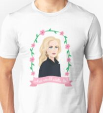 What would Stella do? - Stella Gibson (The Fall) T-Shirt