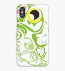 Caterpie iPhone Case/Skin