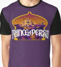 Prince of Persia HD Game Fan Items Graphic T-Shirt