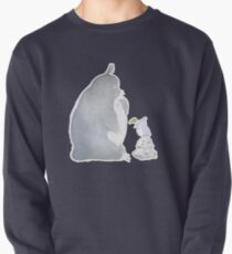 Totoro is shaped like a friend Pullover