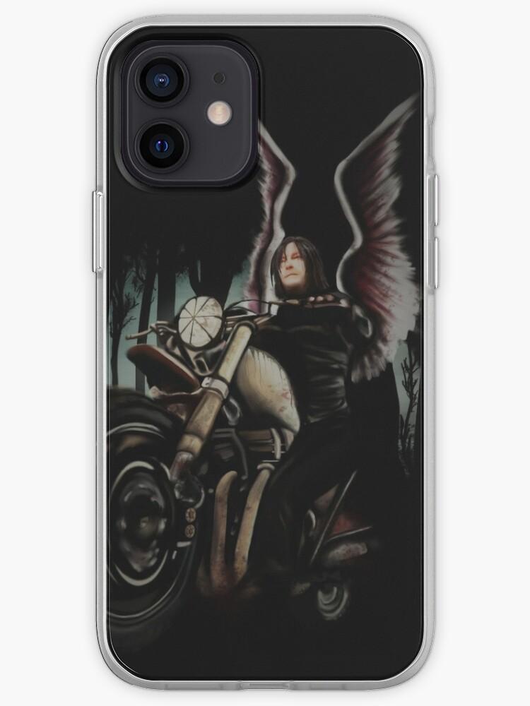 Daryl Dixon vélo | Coque iPhone