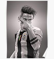 Paulo Dybala - Juventus Poster