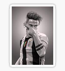 Paulo Dybala - Juventus Sticker
