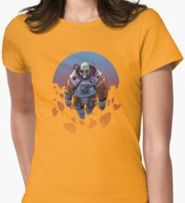 R3-S34RCH3R Womens Fitted T-Shirt