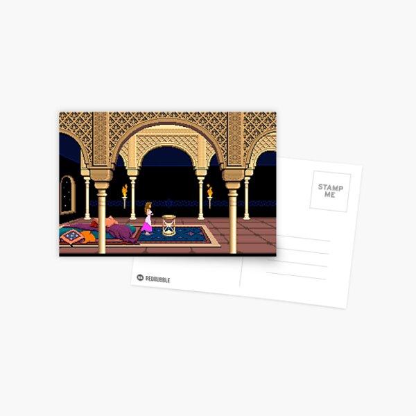 Prince of Persia Princess HD Game Fan Items Postcard